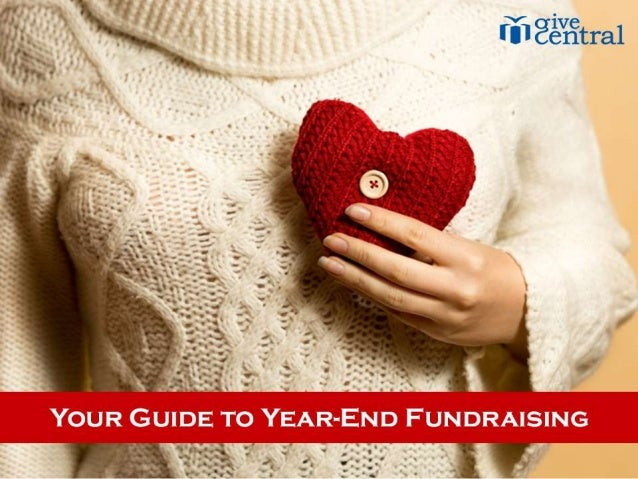 Your Guide to Year-End Fundraising