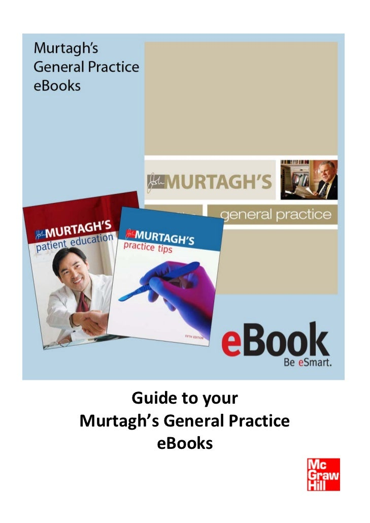 GuidetoyourMurtagh'sGeneralPractice         eBooks