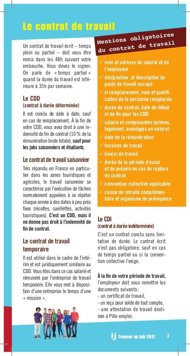 Guide Trouver Un Job 2017 Edition Toulouse Occitanie