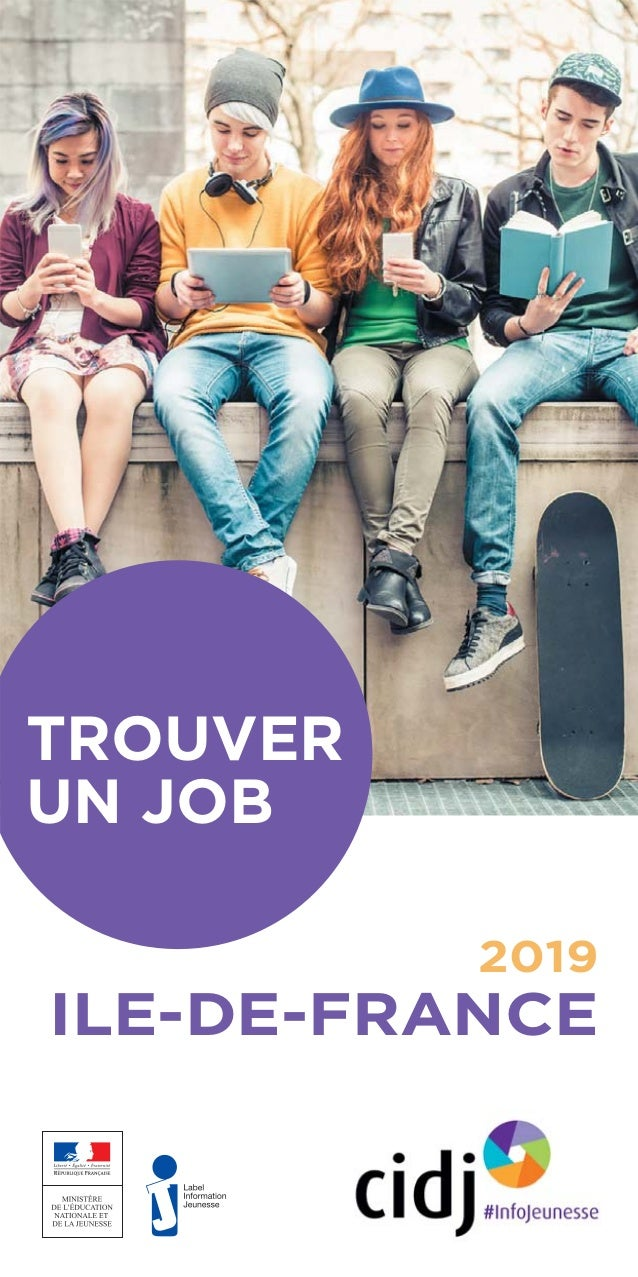 2019 ILE-DE-FRANCE TROUVER UN JOB