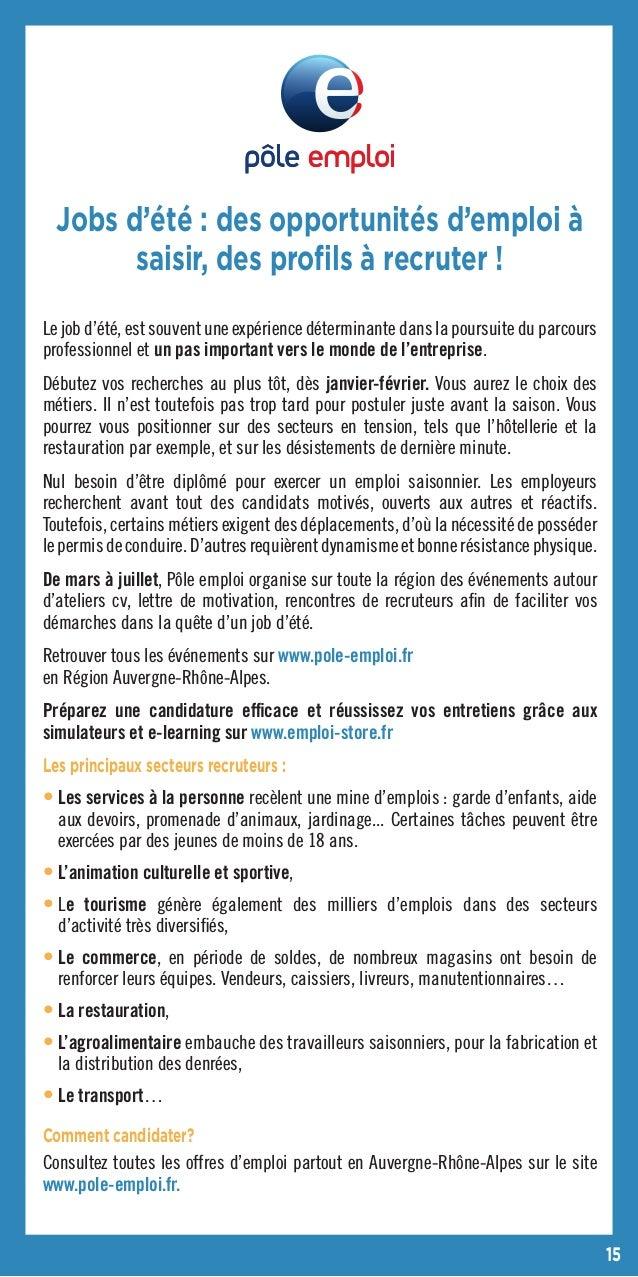 Guide Trouver Un Job En Auvergne Rhône Alpes édition 2019