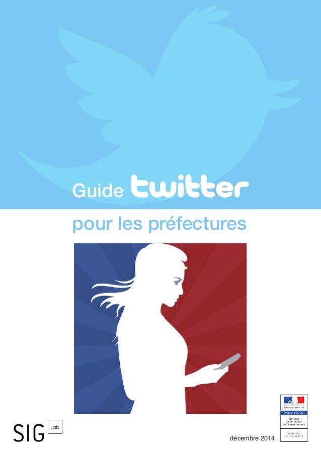 décembre 2014 Guide pour les préfectures