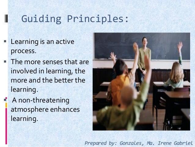 Scott Schuler The Five Guiding Principles Of