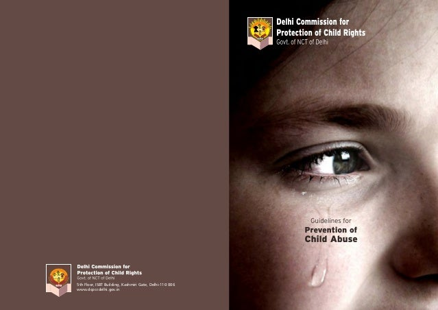 Guidlines for Prevention of Child Abuse
