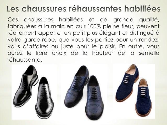 GUIDOMAGGI - Découvrez toute la gamme de nos chaussures réhaussantes Slide 2
