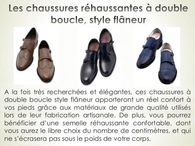A la fois très recherchées et élégantes, ces chaussures à double boucle style flâneur apporteront un réel confort à vos pi...