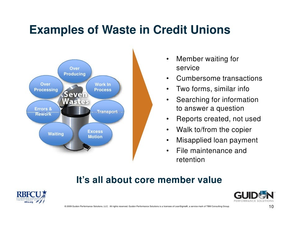 guidon and rbfcu lean for credit unions webinar