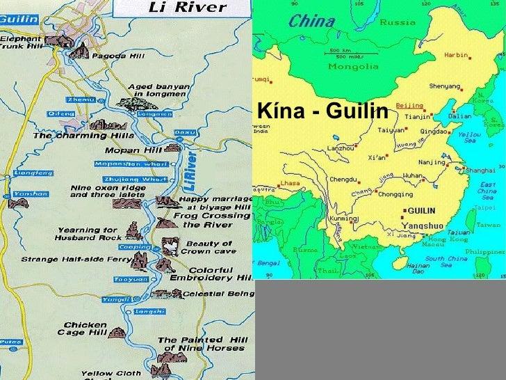 Kína Kína - Guilin