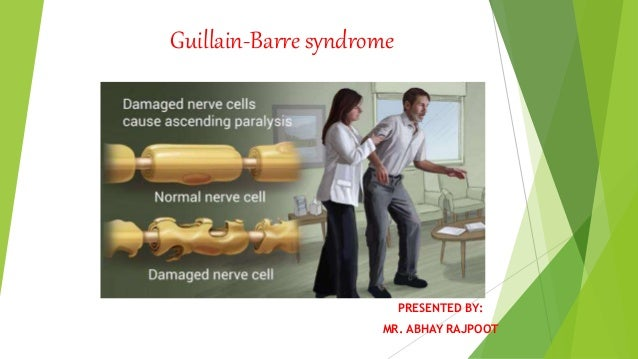 Guillain-Barre syndrome PRESENTED BY: MR. ABHAY RAJPOOT