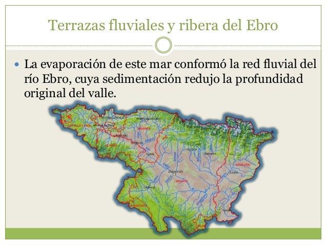 Viaje al moncayo for Terrazas fluviales
