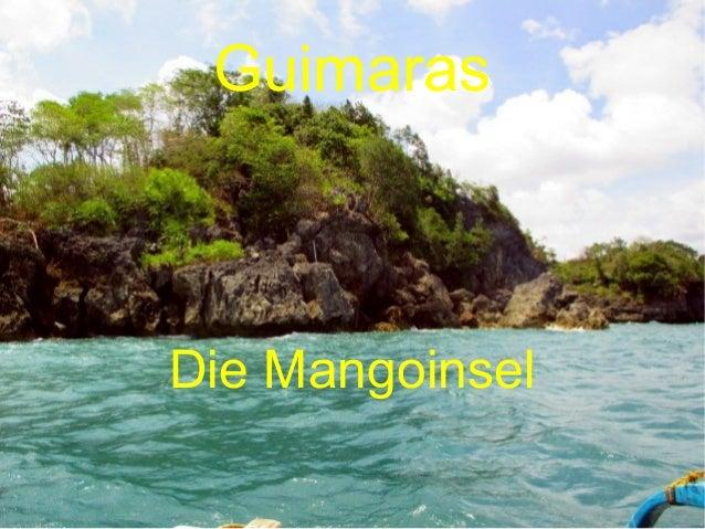 Guimaras Die Mangoinsel