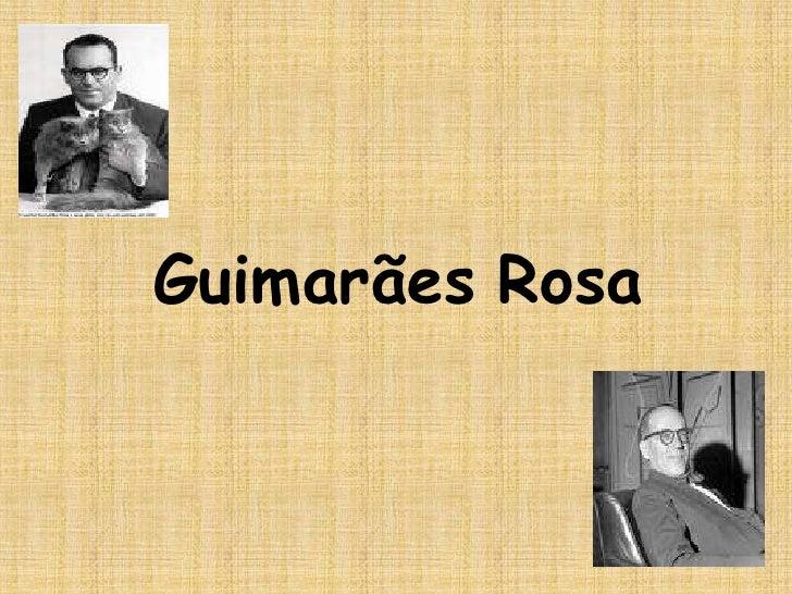 GuimarãesRosa<br />