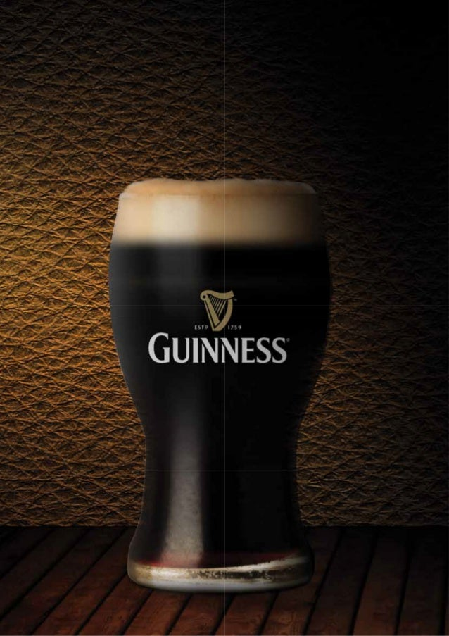 Guinness  briefing completo cim