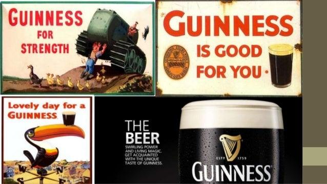 guinness marketing strategy