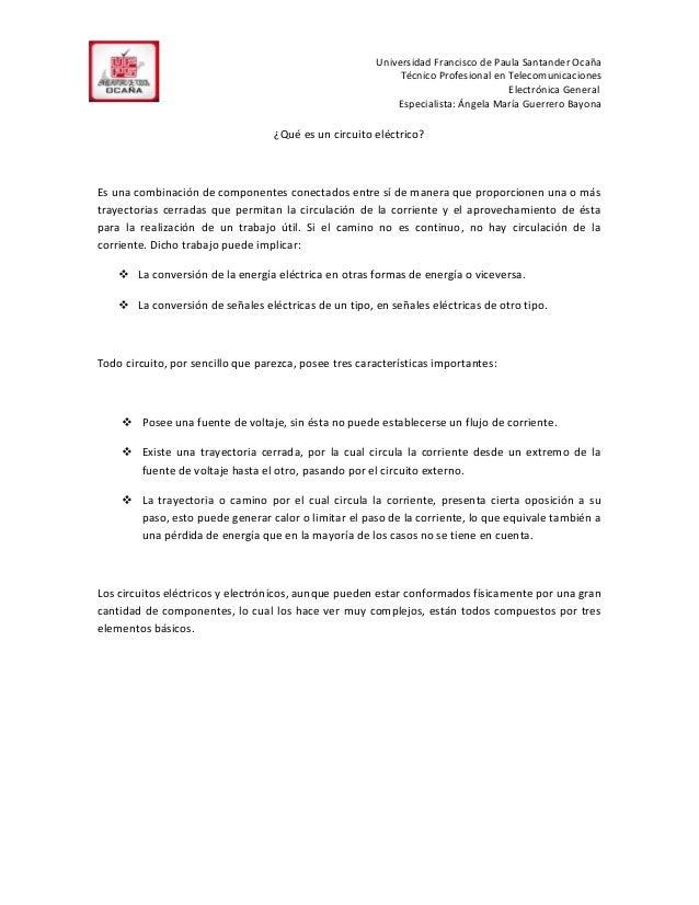 Universidad Francisco de Paula Santander Ocaña                                                            Técnico Profesio...