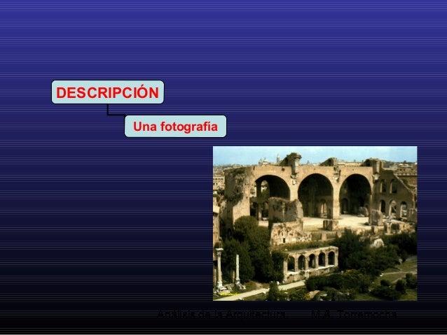 Guión para el análisis de una obra de Arquitectura Slide 3