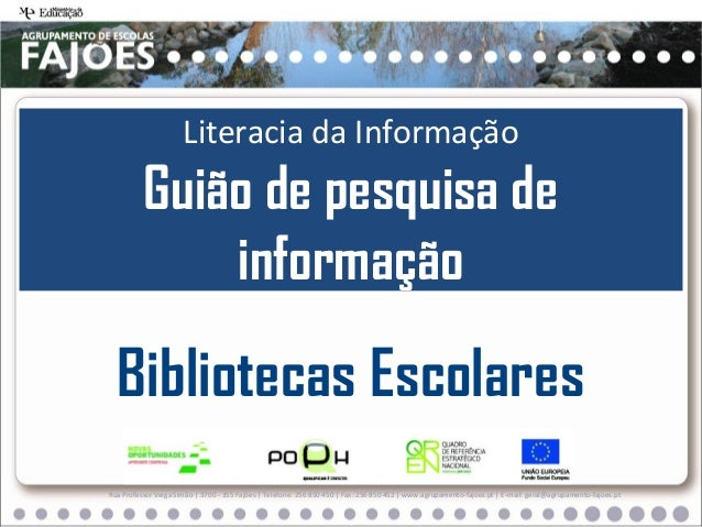 Rua Professor Veiga Simão | 3700 - 355 Fajões | Telefone: 256 850 450 | Fax: 256 850 452 | www.agrupamento-fajoes.pt | E-m...