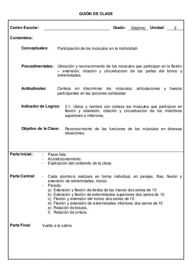 """GUION DE CLASE  CICLO: TERCERO GRADO: 7º SESION: 1  UNIDAD: # 3 """"FORTALEZCO MIS HABILIDADES FISICAS, DEPORTIVAS Y EXPRESIV..."""