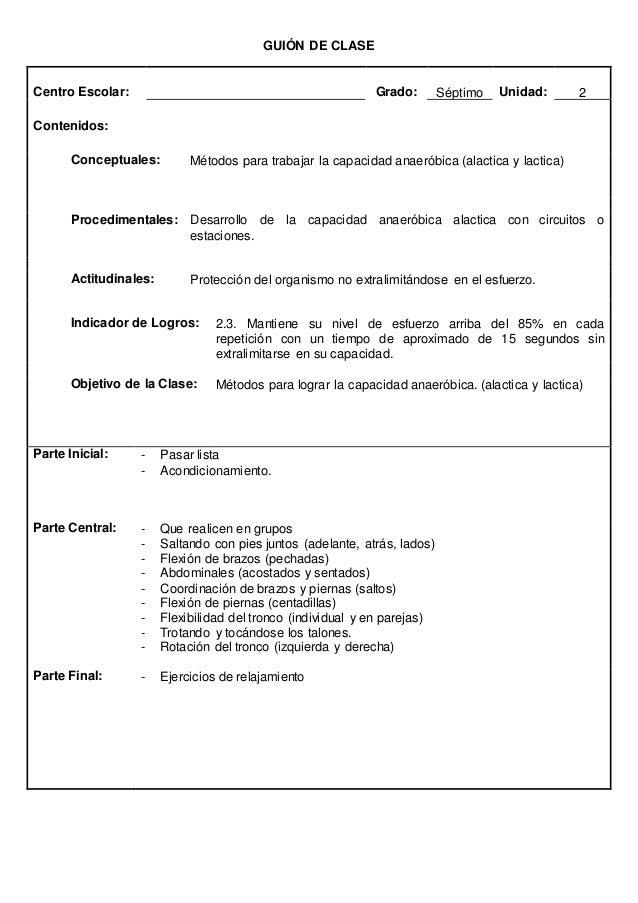 """GUION DE CLASE  CICLO: TERCERO GRADO: 7º SESION: 2  UNIDAD: # 3 """"FORTALEZCO MIS HABILIDADES FISICAS, DEPORTIVAS Y EXPRESIV..."""