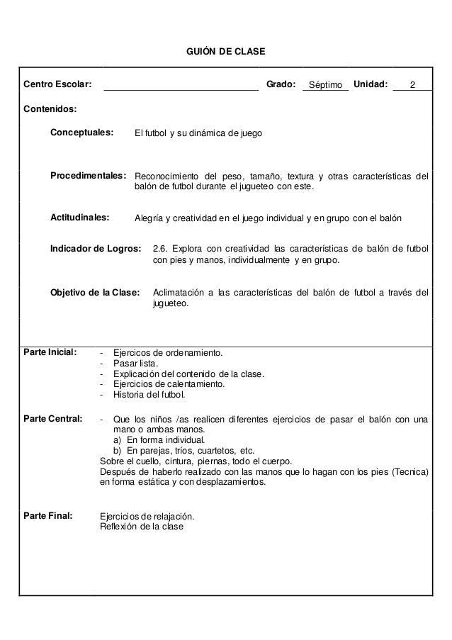 """GUION DE CLASE  CICLO: TERCERO GRADO: 7º SESION: 3  UNIDAD: # 3 """"FORTALEZCO MIS HABILIDADES FISICAS, DEPORTIVAS Y EXPRESIV..."""