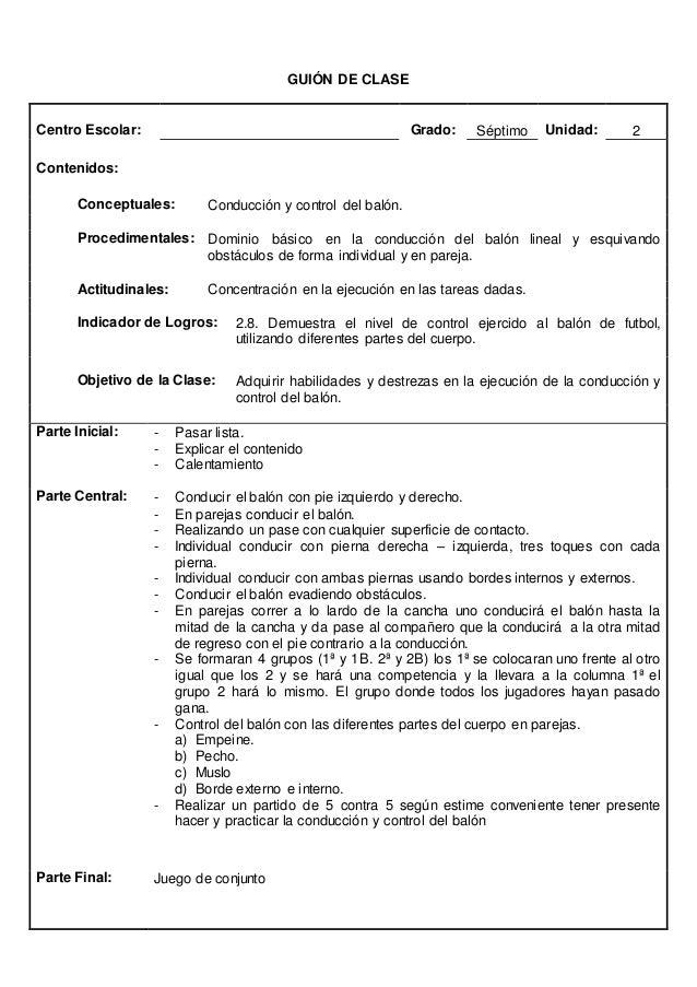 """GUION DE CLASE  CICLO: TERCERO GRADO: 7º SESION: 4  UNIDAD: # 3 """"FORTALEZCO MIS HABILIDADES FISICAS, DEPORTIVAS Y EXPRESIV..."""