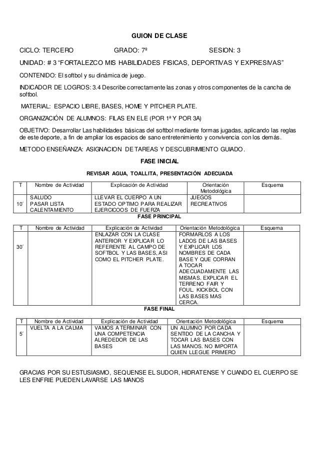 GUIÓN DE CLASE  Centro Escolar: Grado: Octavo Unidad: 1  Contenidos:  Conceptuales: Beneficio de la flexibilidad corporal ...