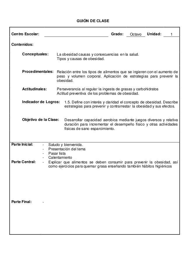 GUION DE CLASES  Centro Escolar: Grado: 8º Unidad: 3  Contenidos:  Conceptuales: El baloncesto y su dinámica de juego; del...