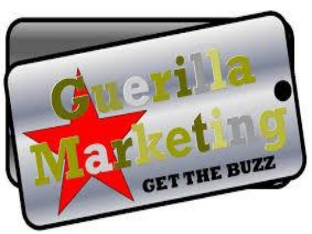 Is Guerrilla Marketing ? Guerrilla Marketing is all about communicating a strong brand message to the audience and connect...