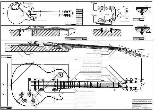 Guitar Plans