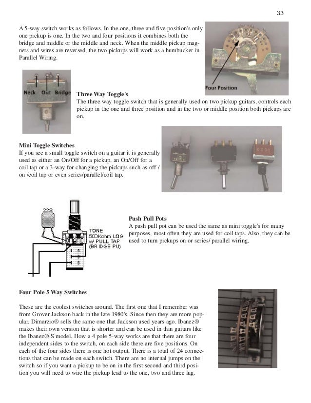 Exelent 5 Way Toggle Switch Photo - Schematic Diagram Series Circuit ...