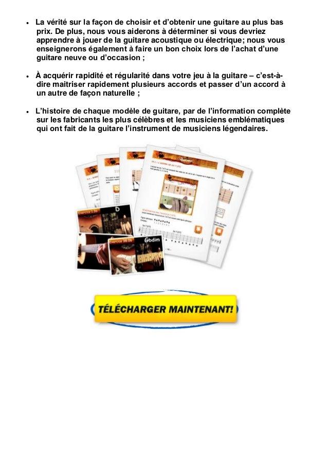 guitare pour les nuls pdf gratuit. Black Bedroom Furniture Sets. Home Design Ideas