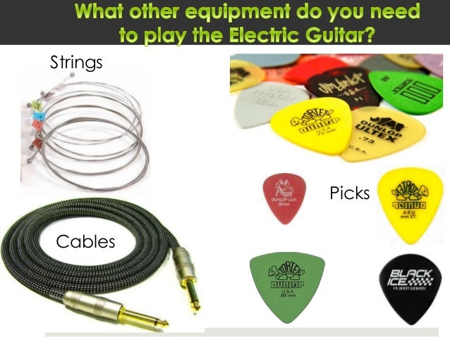 Electric Guitar Overview