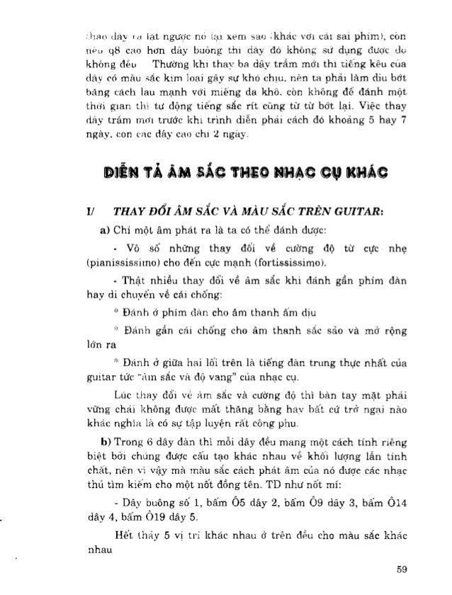 nhac co dien guitar pdf