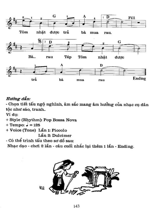 Guitar tab sheet hop am ebook huong dan hoc organ cho thieu