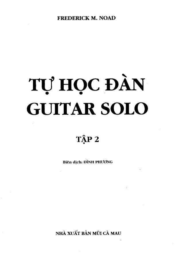 Guitar tab sheet hop am ebook tu hoc dan guitar solo tap 2