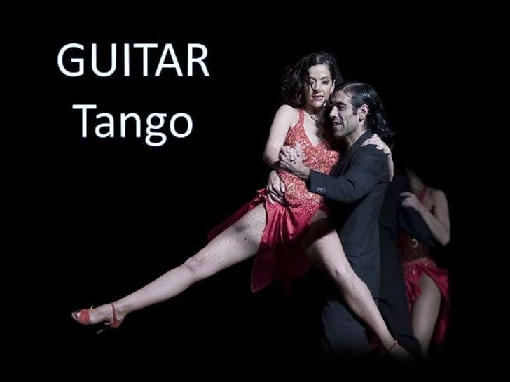 GUITAR<br />Tango<br />