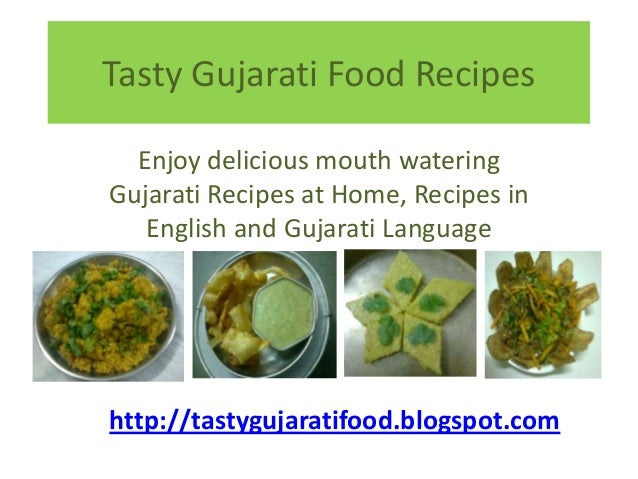Healthy Food Recipes In Gujarati Language