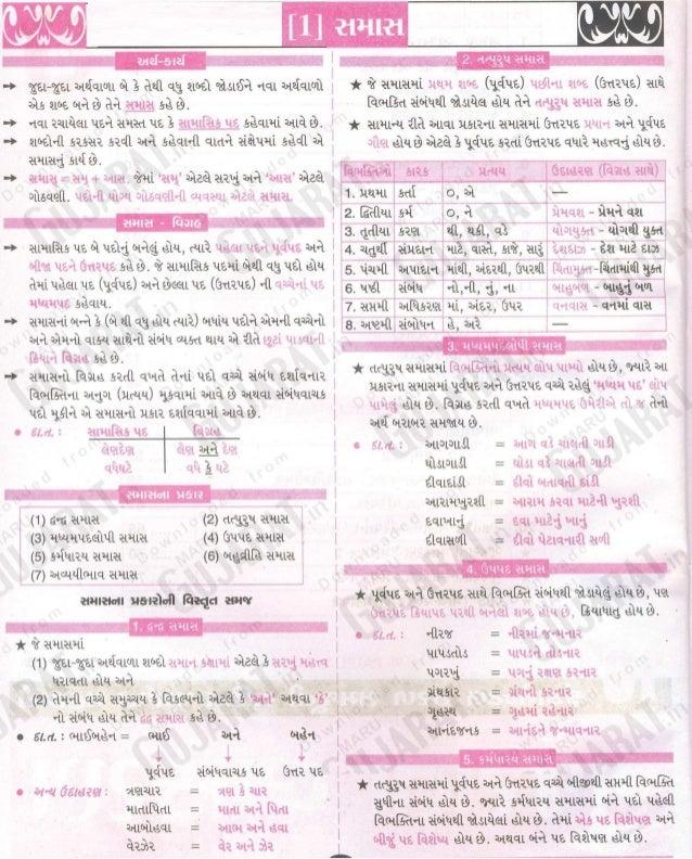 Gujarati Grammar Book In Gujarati Language