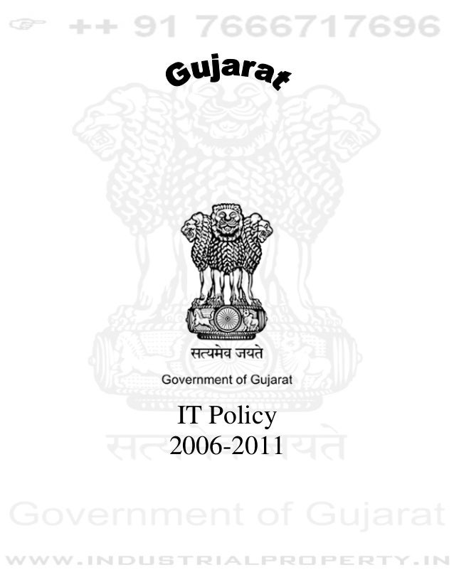 IT Policy    2006-2011