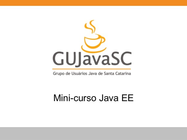 Mini-curso Java EE