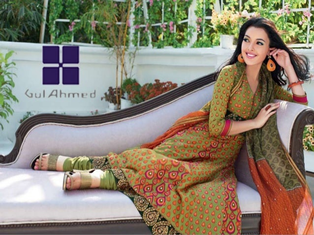 """marketing project on gul ahmed An article published in the herald magazine this march quotes shehnaz basit, director of marketing at gul ahmed, as saying that """"only around five per cent [of lawn] is exported""""."""