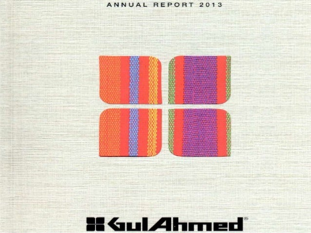 gul ahmed textile mills company profile