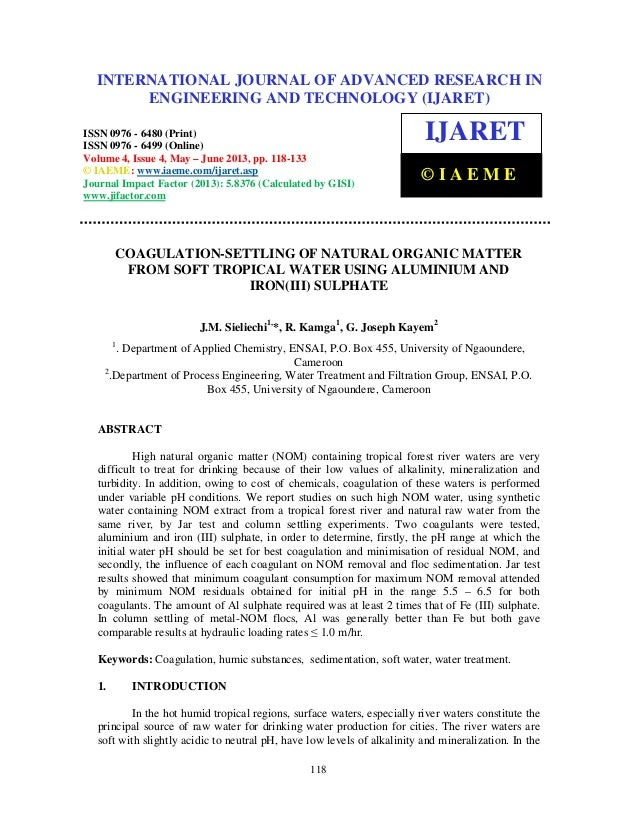 International Journal of Advanced Research in Engineering and Technology (IJARET), ISSN0976 – 6480(Print), ISSN 0976 – 649...