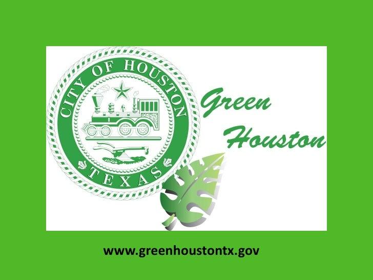 www.greenhoustontx.gov