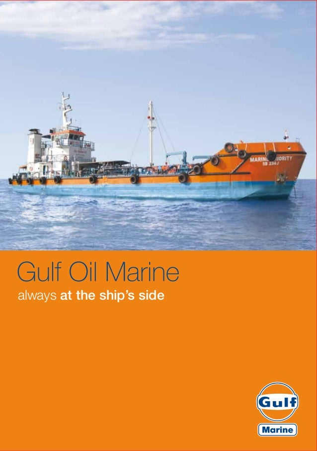 Optimize Your Lubricants Lifting with Gulf Oil Marines