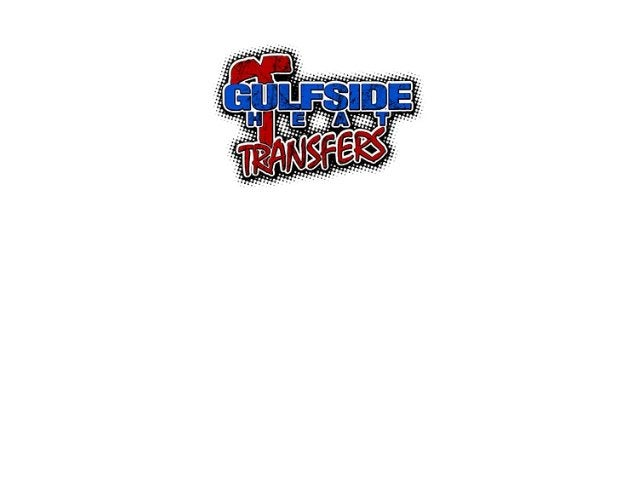 Custom Screen Printed Transfers   Gulfside Heat Transfers