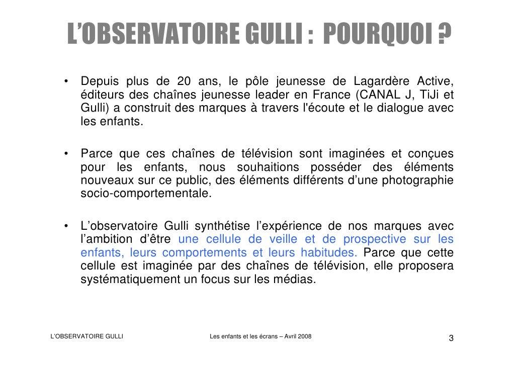 Gulli L'Obs RéSultats Avril2008 Slide 3