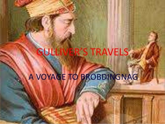 GULLIVER'S TRAVELS A VOYAGE TO BROBDINGNAG