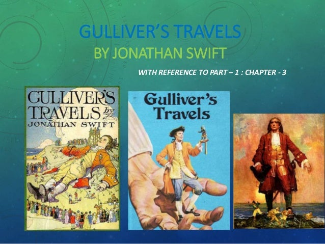 gullivers travels sparknotes