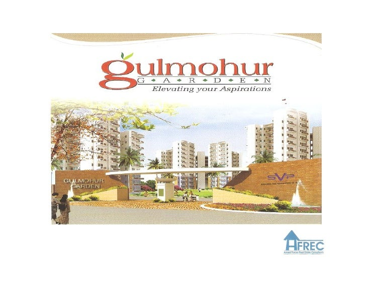 "Projects Overview If you believe in the old saying""home is where the hearts is"" Gulmohur Gardens will steal your heart awa..."